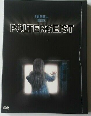 Poltergeist (1999) DVD - Spielberg/Hooper - Original Snapcase - Like New!!