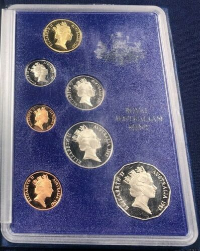 Australia 1987 Australian Royal Mint Proof Set K00028