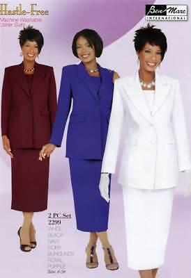 BEN MARC 2299 WOMAN'S CHURCH USHER (Ladies 2 Piece Suits)