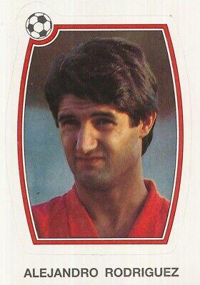 056 ALEJANDRO RODRIGUEZ ⚽ ESPANA ALBACETE BALOMPIE STICKER PANINI FUTBOL 92-93