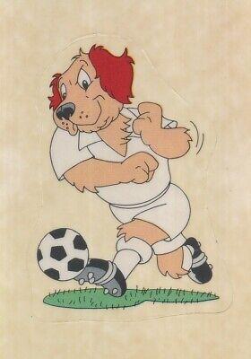 002 MASCOT MASCOTA ⚽ ESPANA ALBACETE BALOMPIE STICKER PANINI FUTBOL 92-93