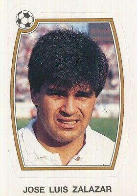 141 JOSE ZALAZAR ⚽ ROOKIE URUGUAY ALBACETE BALOMPIE STICKER PANINI FUTBOL 92-93