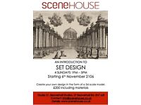AN INTRODUCTION TO SET DESIGN