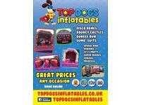 Bouncy castle hire nottingham