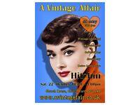A Vintage Affair Hitchin