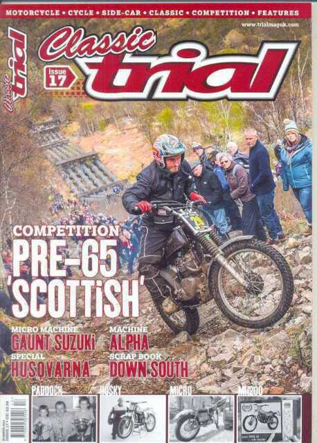 CLASSIC TRIAL MAGAZINE - Issue 17 (NEW COPY)
