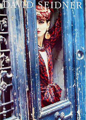 Yves Saint Laurent Paris 1983≈David Seidner≈Fashion Photo Art POSTER 22x31