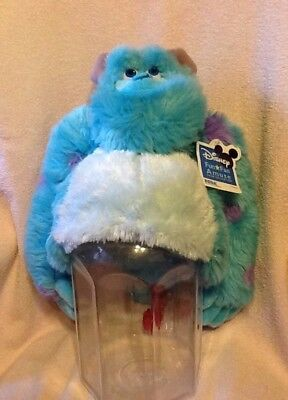 Disney Monsters Inc SULLY HAT - Adult Size - Disney Resort Tokyo Plush Costume