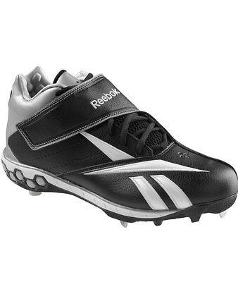 Reebok Brushback Mid Hex Metal Baseball Shoes Sz 11.5 86f9e6bd7