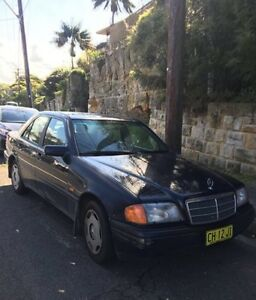 Mercedes C180 1994 Ashgrove Brisbane North West Preview