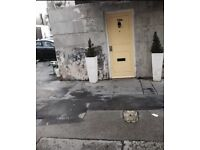 1 bed flat Portobello Road, Villeroy & Boch wet room, animal friendly, can sleep 4