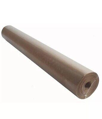 Heavy Duty Parcel MA14623 500x25m Imitation Kraft roll - Postal Packaging Roll