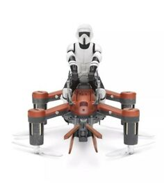 Limited Edition Star Wars Battle Quadcopter 74-Z Speeder Bike