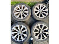 4 x 100 Mazda MX3 MX5 Wheels