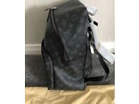 Louis Vuitton brand new Backpack! Genuine leather !