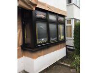 Upvc window and door spray painting 10year guarantee