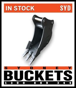 EXCAVATOR BUCKET 300MM WIDE 8 TONNE SYDNEY BUCKETS Blacktown Blacktown Area Preview