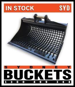 EXCAVATOR BUCKET SIEVE BUCKET 20 TONNE SYDNEY BUCKETS Blacktown Blacktown Area Preview
