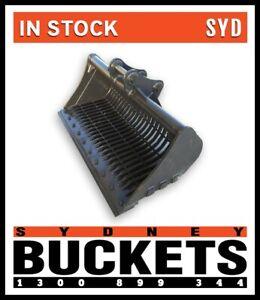 EXCAVATOR BUCKET SIEVE BUCKET 8 TONNE SYDNEY BUCKETS Blacktown Blacktown Area Preview