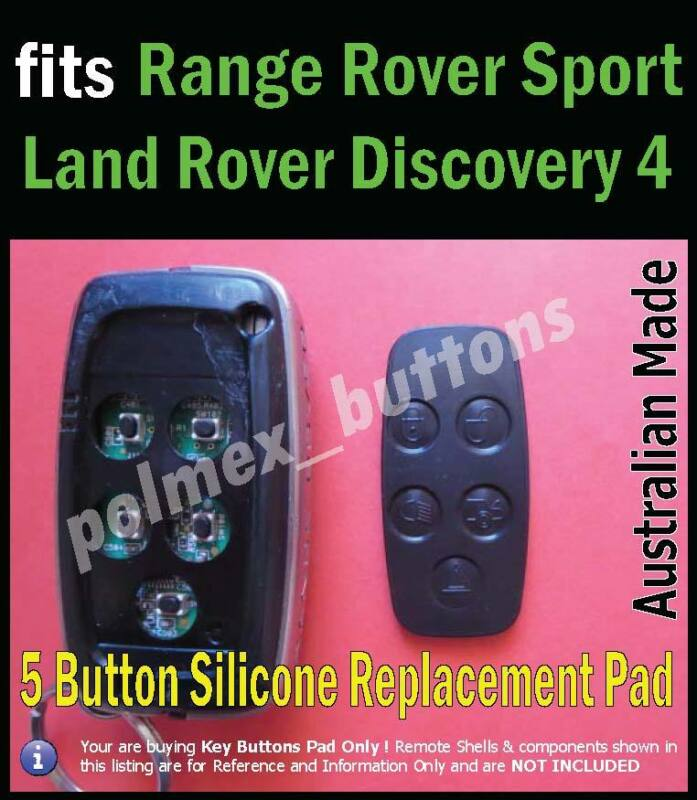 key pad for landrover discovery 4