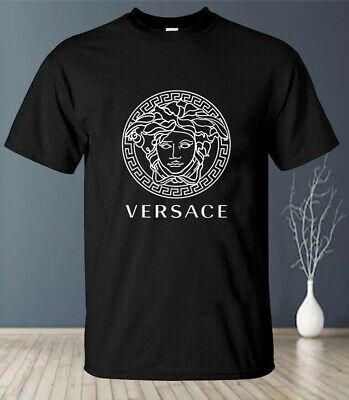 Hot !! 2020Versace Medusa T-Shirt Gildan Black & White Size S-5XL - USA