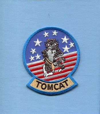 TOP GUN MOVIE MAVERICK GOOSE F-14 TOMCAT US Navy Fighter Squadron Shoulder Patch