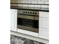 Privileg 1550 Duo built in single oven with matching ceramic hob