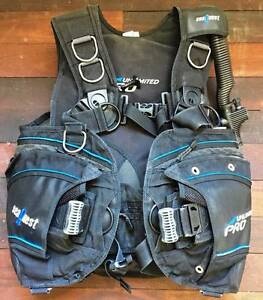 SCUBA Diving BCD - Cressi Doubleview Stirling Area Preview