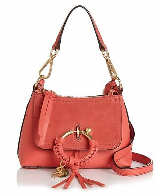 See by Chloé Joan Mini Leather crossbody Hobo NEW