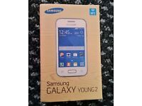 Samsung Galaxy Young 2 White (unlocked) Android Smartphone SM-G130HN