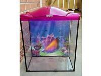 Fish tank 19l