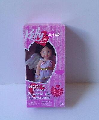 KELLY Doll **HEARTS & KISSES**  Valentine Barbie Dolls #2 NEW