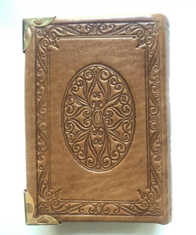 Latin Brass Plated Pocket Sundial Compass