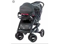 Mothercare Trenton Deluxe Complete Pram And Pushchair Travel System