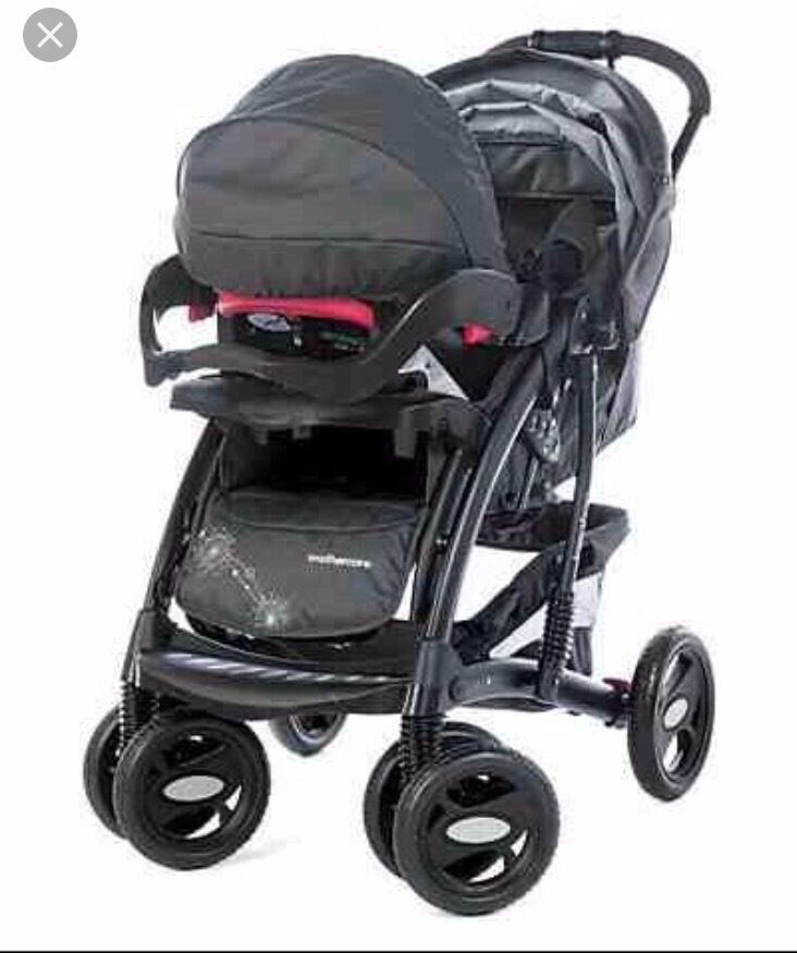 I Have Mothercare Trenton Deluxe Complete Pram And