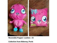 Moshi Monsters Items - Teddys, Cushion, Charm Bracelet, Watch, Hair Alice Bands, Fibre Optic Lamps