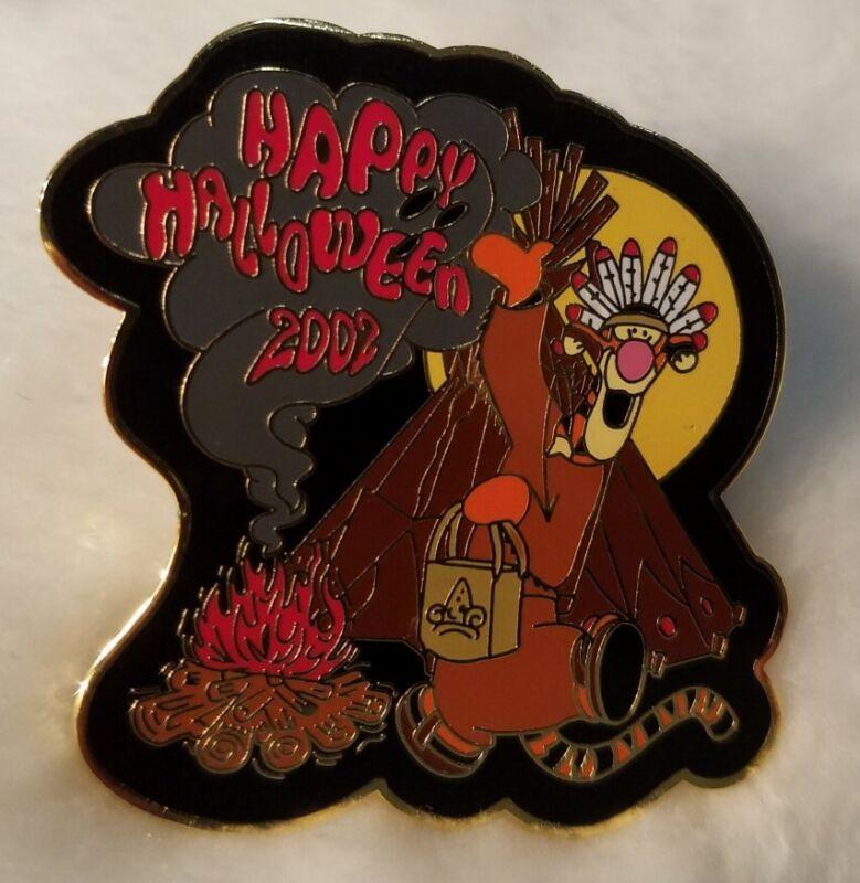Happy Halloween Costumed Tigger Disney Pin LE