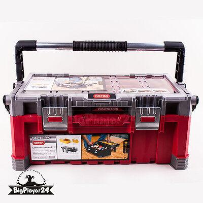 Werkzeugkiste Werkzeugkoffer Werkzeugkasten Werkzeugbox KETER  TOP PREIS *NEW*
