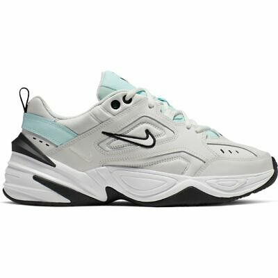 Nike M2K Tekno Platinum Tint/White/Teal Casual Shoes. Womens Sizes:8,8.5, 9,9.5