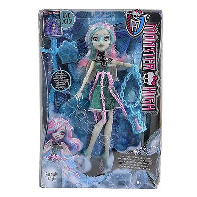 Monster High Haunted Student Spirits Rochelle Goyle Doll (CDC27)