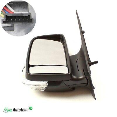Außenspiegel LINKS elektrisch MERCEDES SPRINTER 906 VW Crafter ab BJ. 2006