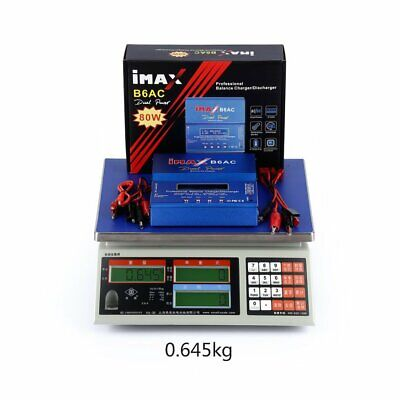 iMAX B6AC Professional Intelligent Balance Charger/ Discharger KR for sale  Shipping to Ireland