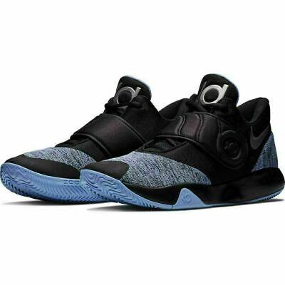 Nike KD Trey 5 VI Mens Basketball Shoes 11 Black Purple AA7067-004