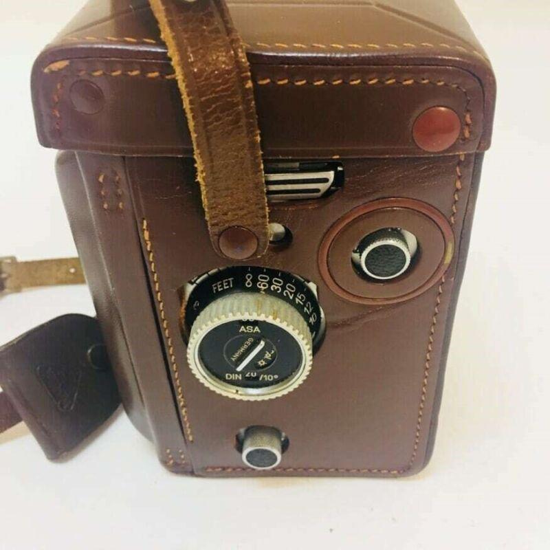 Antique Rollei Rolleiflex 3,5 B Film Camera Lens MX-EVS