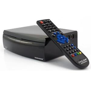 2TB SUMVISION MULTI MEDIA PLAYER HDMI 1080P 2T CYCLONE PRIMUS HD MKV HARD DRIVE