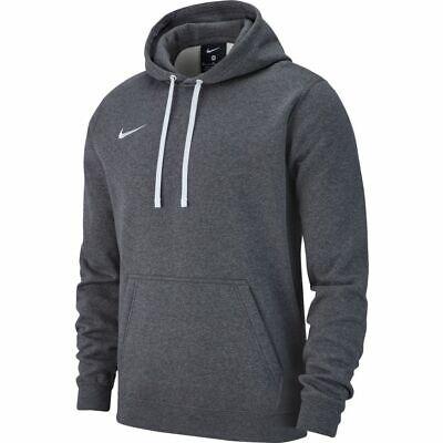 Nike Club19 Fleece Hoody Kapuzenpullover Herren Grau AR3239 071 Pullover Hoodie Club Fleece Hoodie