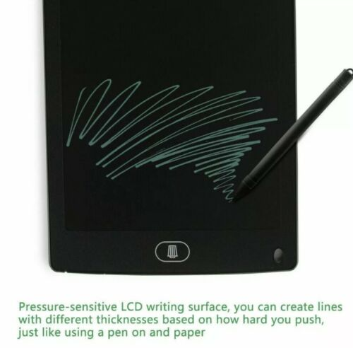 8.5 inch Portable  LCD Writing Tablet Electronic Drawing Boa