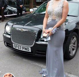 Gorgeous grey Prom / Formal dress