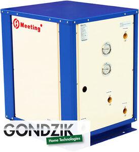 Meeting MDS50D Wasser Wärmepumpe Sole Solewärmepumpe 19 KW Neuware 380V R407c