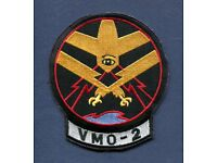 OV-10 BRONCO USMC VMO NAVY VAL USAF NAA North American Aviation Squadron Patch